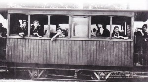 voiture de passagers