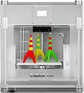 imprimante 3D trio