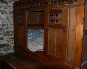 lit clos ouvert