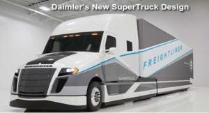 supertruck Daimler