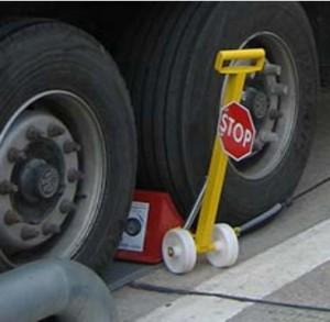cale de roue