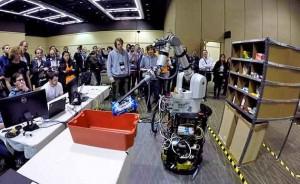 robot contest amazon