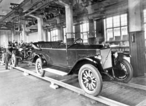 usine volvo 1927